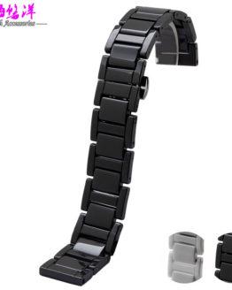 youyang High quality Ceramic Black White strap bracelet band women men