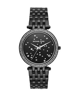 Michael Kors Women's Darci Watch Analog-Quartz Stainless-Steel Strap