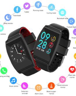 New Smart Watch Men Women Heart Rate Monitor Waterproof Sport