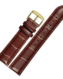 FOUUA Watch Bands 18mm 20mm 22mm 24mm Genuine Leather Watch Straps