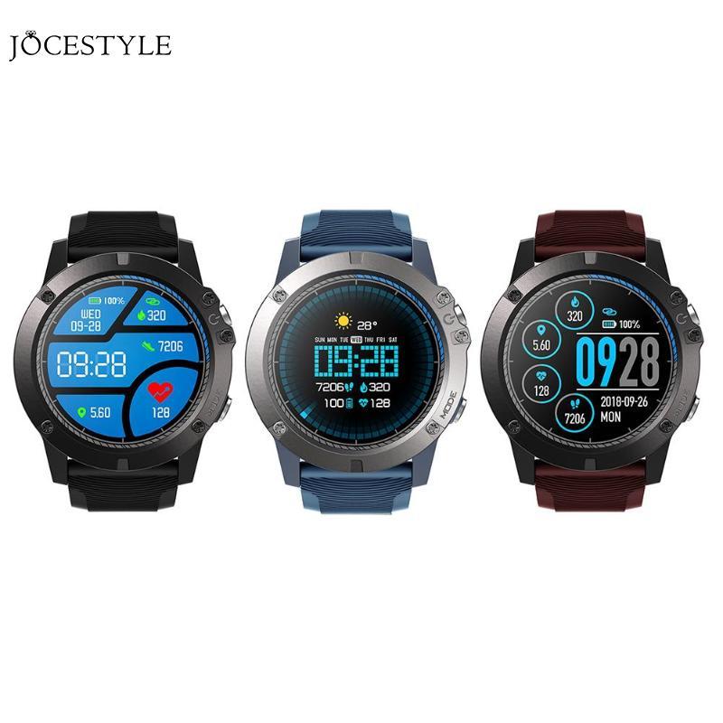 Zeblaze Vibe 3 Pro Smart Watch Men Ip67 Waterproof Real Time Weather