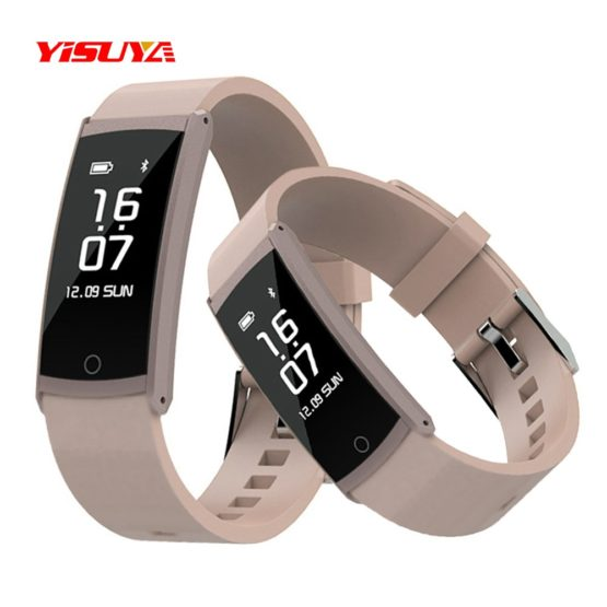 ID116 Smart Watch Wristband for Ios Android Alarm Clock Casual