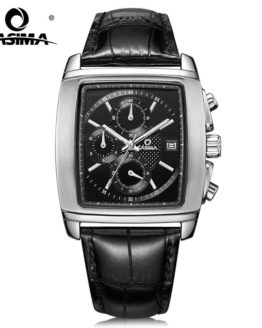 Luxury brand watches men fashion business dress classic mens