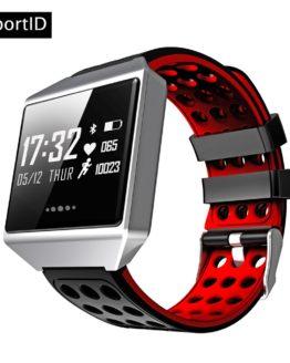 Smart Watch Men Waterproof Sport Smartwatch Heart Rate Blood Pressure