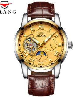 Top Brand Luxury Mens Watches Tourbillon Fashion Mechanical Watch