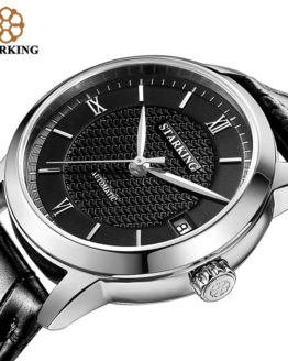 STARKING Women Skeleton Automatic Mechanical Watches