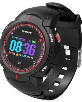 F13 Smart watch Men IP67 waterproof Tempered glass Activity Fitness