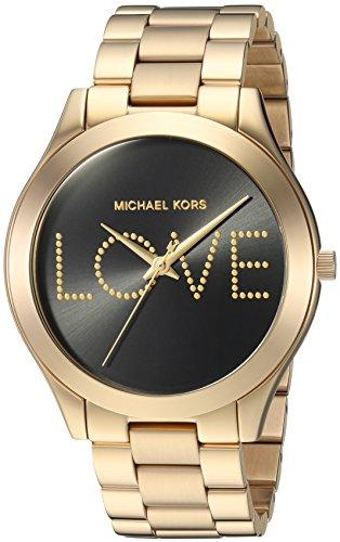 Michael Kors Women's Slim Runway Analog-Quartz Watch
