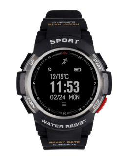 IP68 Waterproof Sports GPS Smart Watch Men Heart Rate Monitor