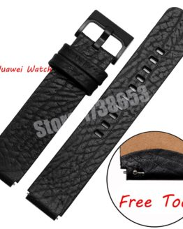 Smart Watchband For Huawei watch Quality Genuine Leather Watch band