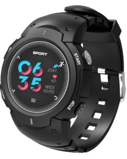 Smart watch F13 Tempered glass Activity Fitness tracker Heart rate monitor