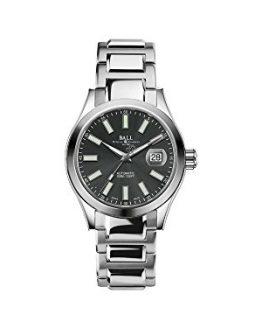 Ball Engineer II Marvelight Automatic Watch, Ball RR1103, Grey, 40mm