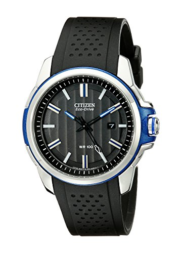 Drive from Citizen Eco-Drive Men's Watch with Date, AW1151-04E