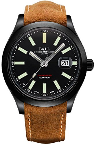 Ball Engineer II Green Berets Chronometer Automatic NM2028C-L4CJ-BK