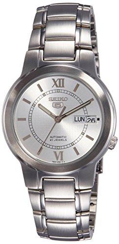 Seiko Men's SNKA19 Automatic Stainless Steel Watch