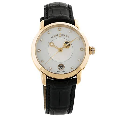Ulysse Nardin Classico Mechanical (Automatic) Mother of Pearl Dial Womens Watch