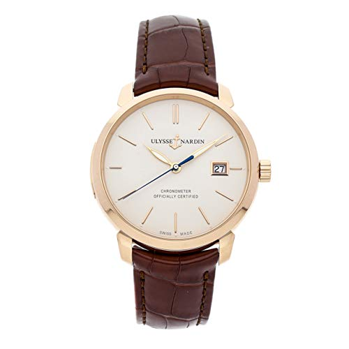 Ulysse Nardin San Marco Mechanical (Automatic) Silver Dial Mens Watch