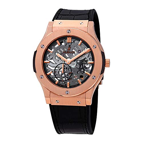 Hublot Classic Fusion Classico Men's Ultra-Thin King Gold Manual Watch - 515.OX.0180.LR