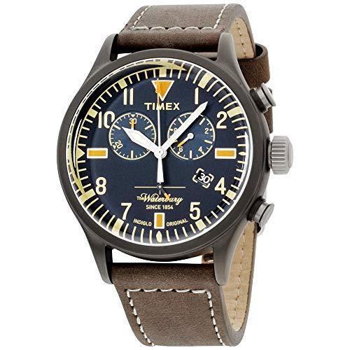 Timex The Waterbury Quartz Movement Blue Dial Men's Watch