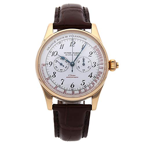 Ulysse Nardin Classico Mechanical (Hand-Winding) White Dial Mens Watch