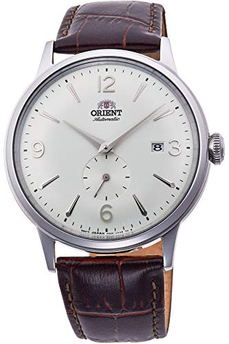 Orient Mens Analogue Automatic Watch with Leather Strap RA-AP0002S10B