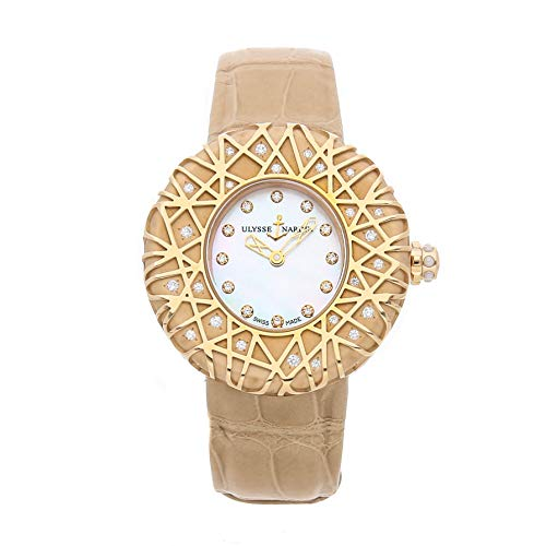 Ulysse Nardin Golden Dream Mechanical (Automatic) Mother-of-Pearl Dial Womens