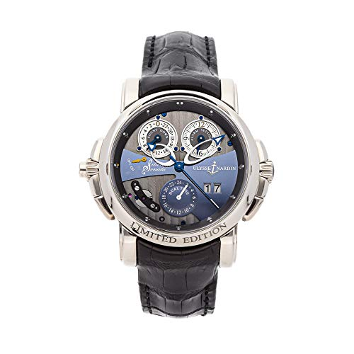 Ulysse Nardin Sontana Mechanical (Automatic) Blue Dial Mens Watch