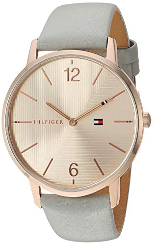 Tommy Hilfiger Women's Casual Stainless Steel Quartz Watch