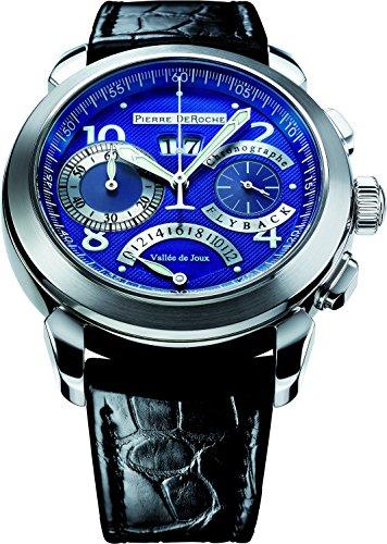 Pierre De Roche GrandCliff Flyback Men's Watch GRC10001ACI0-003CRO