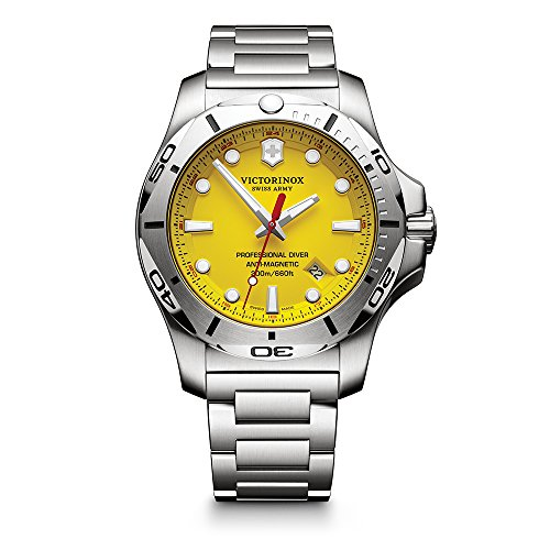 Victorinox Swiss Army Men's I.N.O.X. Swiss-Quartz Watch