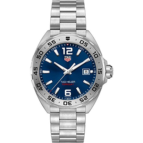 Tag Heuer Formula 1 Blue Dial Stainless Steel Men's Watch