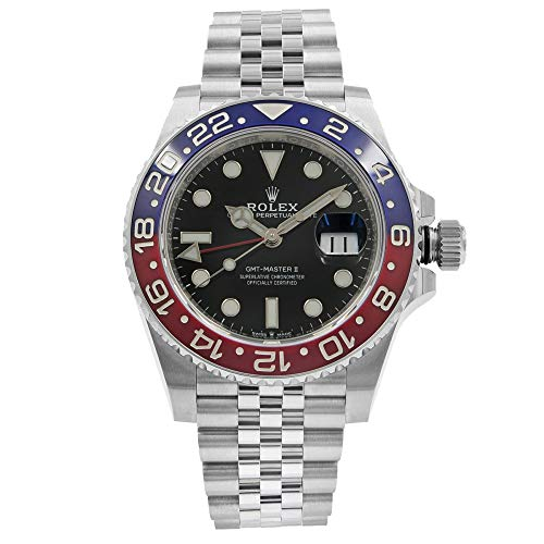 Rolex GMT Master II Automatic-self-Wind Male Watch 126710 (Certified Pre-Owned)