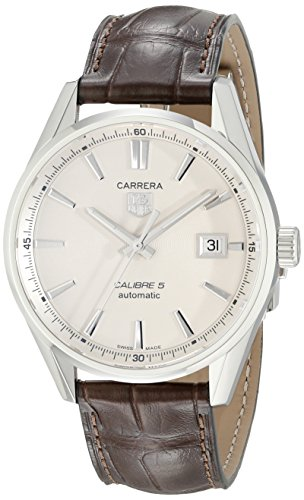 TAG Heuer Men's Carrera Stainless Steel Automatic Watch