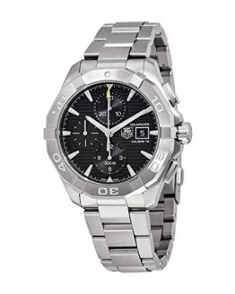 TAG Heuer Men's Aquaracer Swiss-Automatic Watch with Stainless-Steel Strap