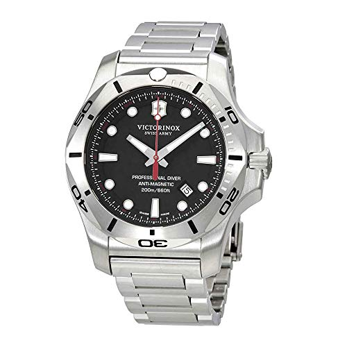 Victorinox I.N.O.X. Professional Diver Black Dial Mens Watch