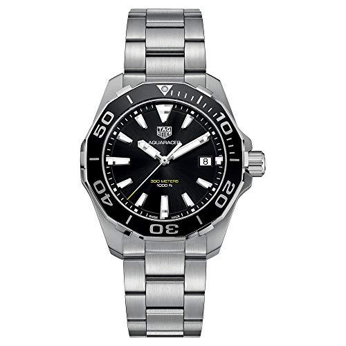 Tag Heuer Aquaracer Black Dial Quartz Mens Watch