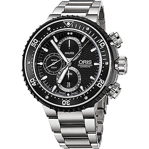 Oris Pro Diver Chronograph Men's Watch 77477277154MB