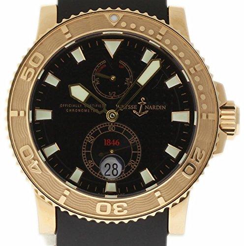 Ulysse Nardin Marine Swiss-Automatic Male Watch