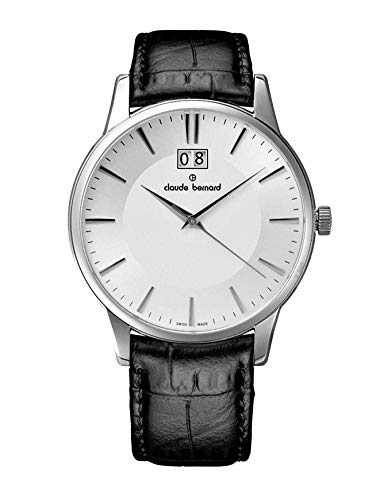 Claude Bernard By Edox Sophisticated Classics Men's Watch 63003.3.AIN Swiss Made