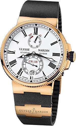 Ulysse Nardin Marine Chronometer Manufacture Limited Edition Men's Watch