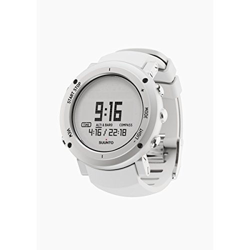 SUUNTO Core Alu Outdoor Watch -One - White