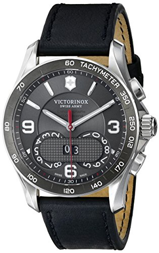 "Victorinox Unisex ""Chrono Classic"" Stainless Steel Watch"