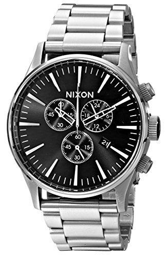 Nixon Men's A386000 Sentry Chrono Watch