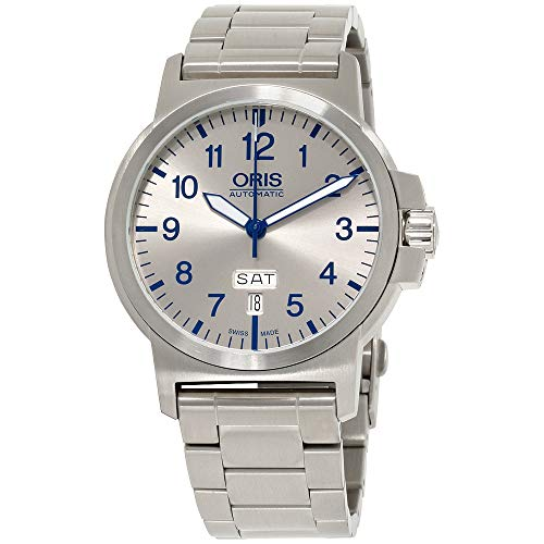 Oris BC3 Automatic Movement Silver Dial Men's Watch 73576414161MB
