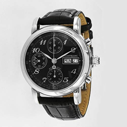 Montblanc Star Automatic-self-Wind Male Watch 08451 (Certified Pre-Owned)