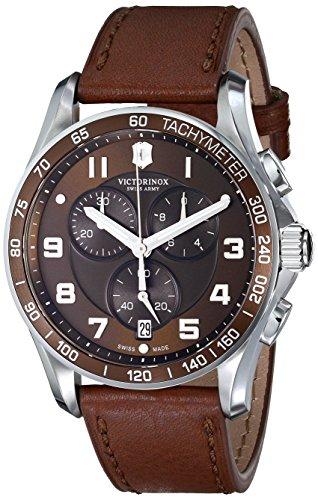 Victorinox Men's Classic Stainless Steel Watch