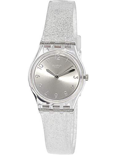 Swatch Originals Quartz Movement Silver Dial Ladies Watch LK343E