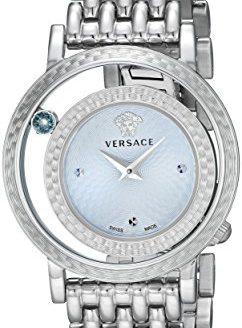 Versace Women's Venus Stainless Steel Bracelet Watch