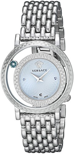 Versace Women's Venus Stainless Steel Bracelet Watch