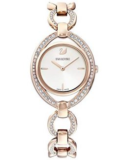 SWAROVSKI Crystal Authentic Stella Watch, Metal Strap